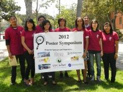 2012 YRP Students